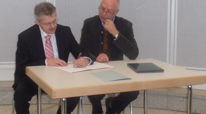 IfZ-Archiv tritt dem Notfallverbund der Münchener Archive bei