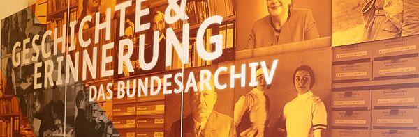 Geschichte und Erinnerung – Multimediale Ausstellung des Bundesarchivs im IfZ