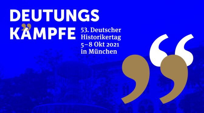 Blogparade der Münchner Archive #Deutungskämpfe